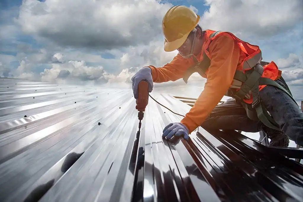 commercial roof repair near me