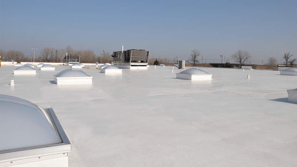Collapsing Roofing System