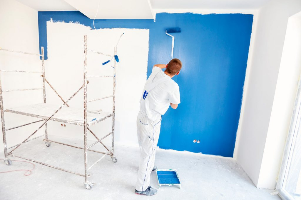 Painting Your House Interiors